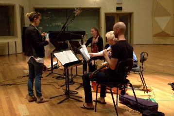 HG in studio 2